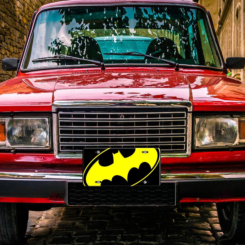 Dang Xin Batman Metal License Plate 12/×6 inches