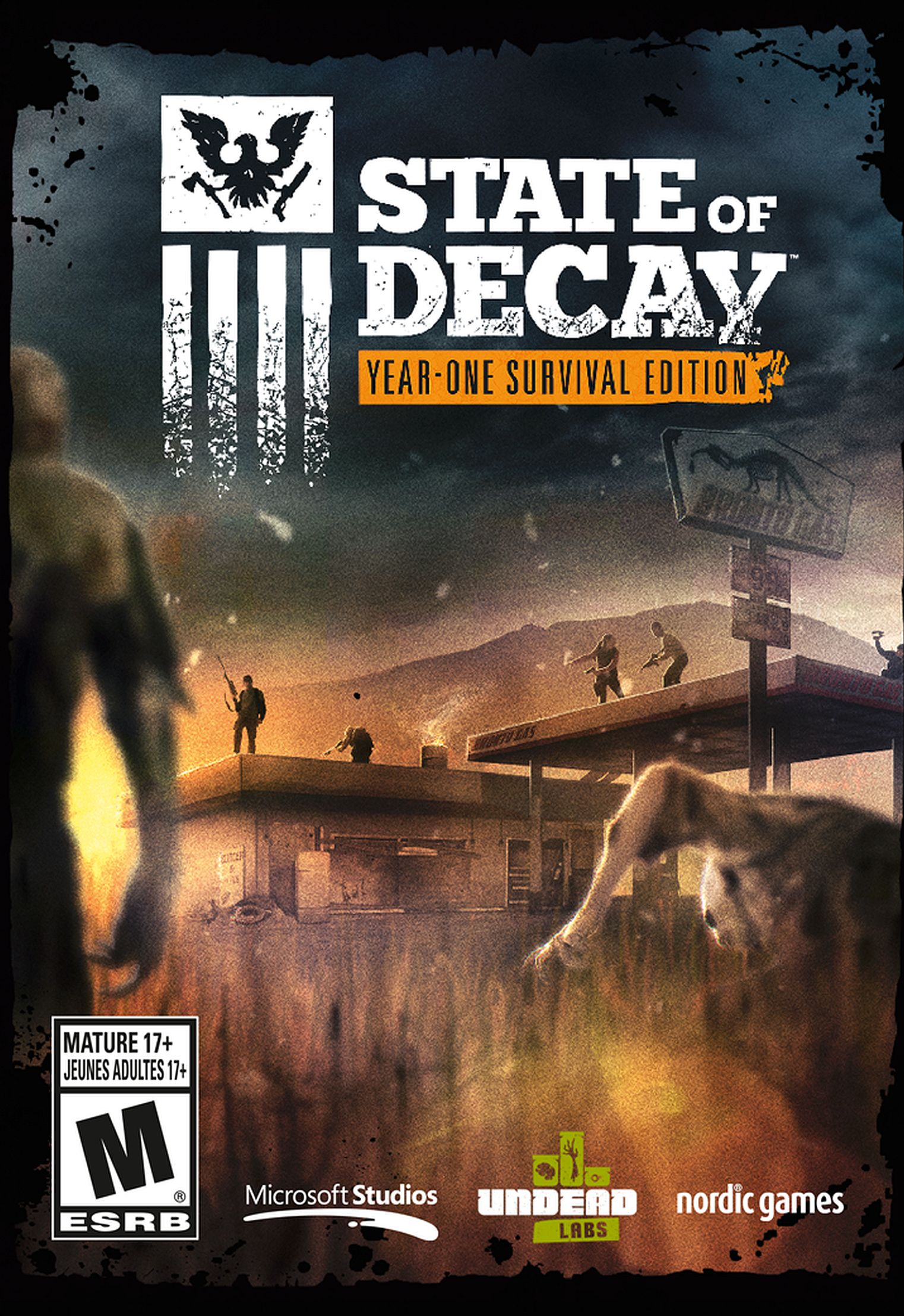 State Of Decay  Year One Survival Edition  Online Game Code