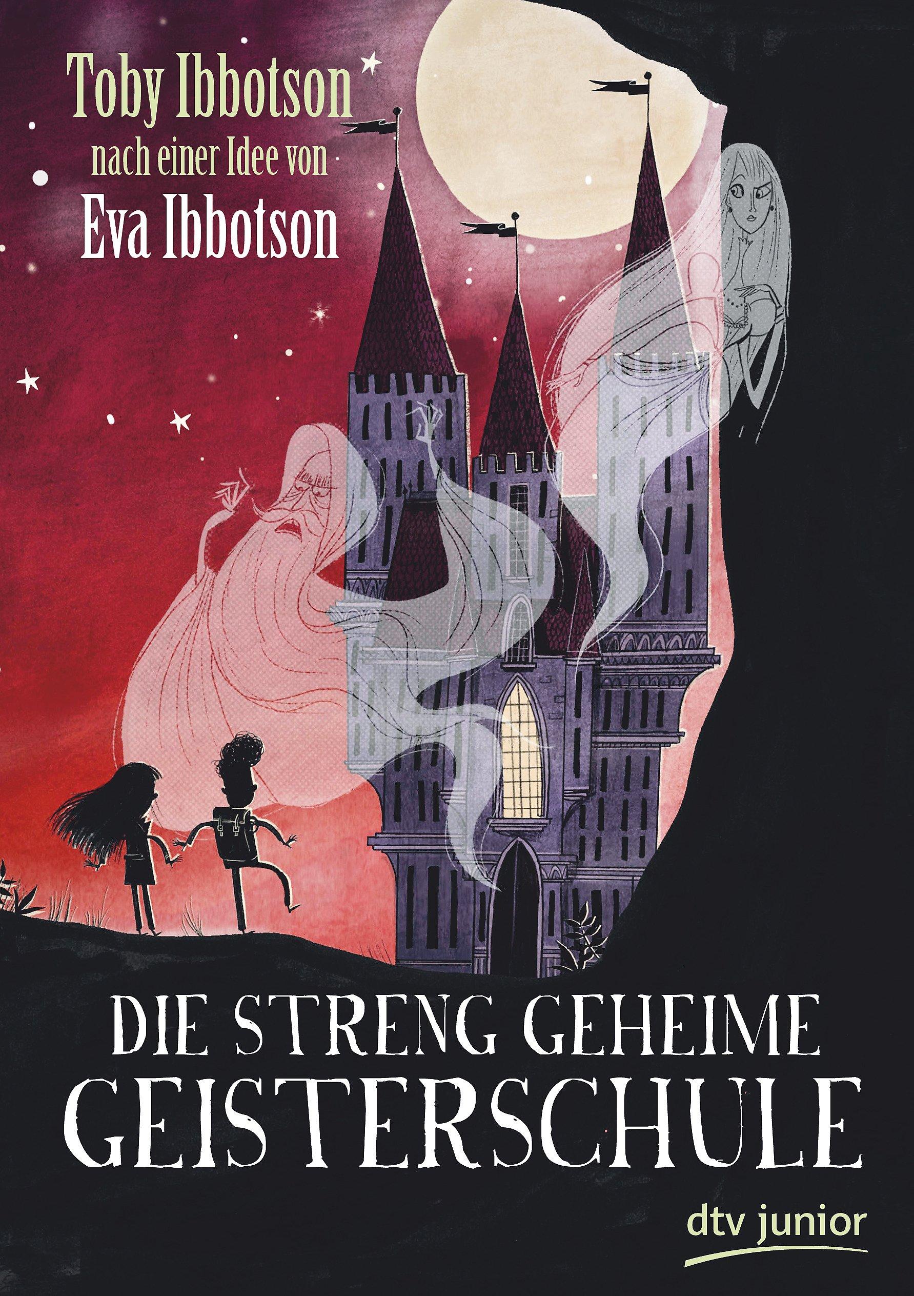 Die streng geheime Geisterschule: Amazon.de: Toby Ibbotson, Peter ...