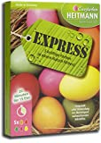 Express Easter Egg Dyes 5 Colours - Cook and dye at the same time.