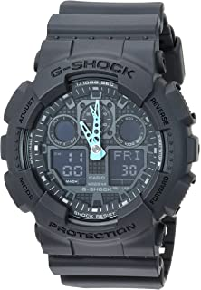 9c25697df Amazon.com: Casio Men's GA100-1A4