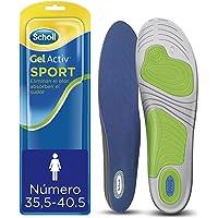 Scholl Plantillas Gel Activ Sport para mujer,