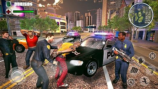 Amazon com: Real Gangster Vegas Crime Simulator Games 2019: Appstore