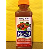 Naked 100% Juice Smoothie, Berry Blast 15.2 fl oz (450 ml)-2