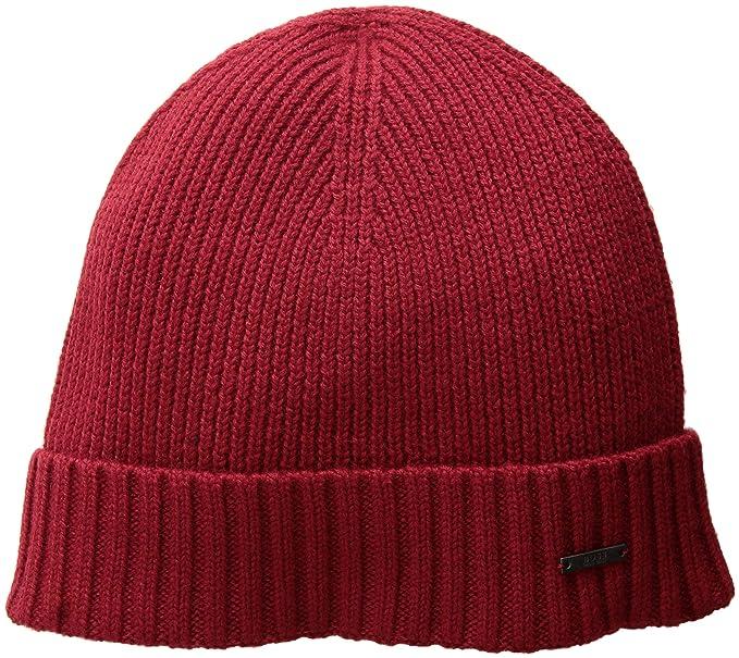 Amazon.com  Hugo Boss BOSS Men s Fati Hat f15308e3c125