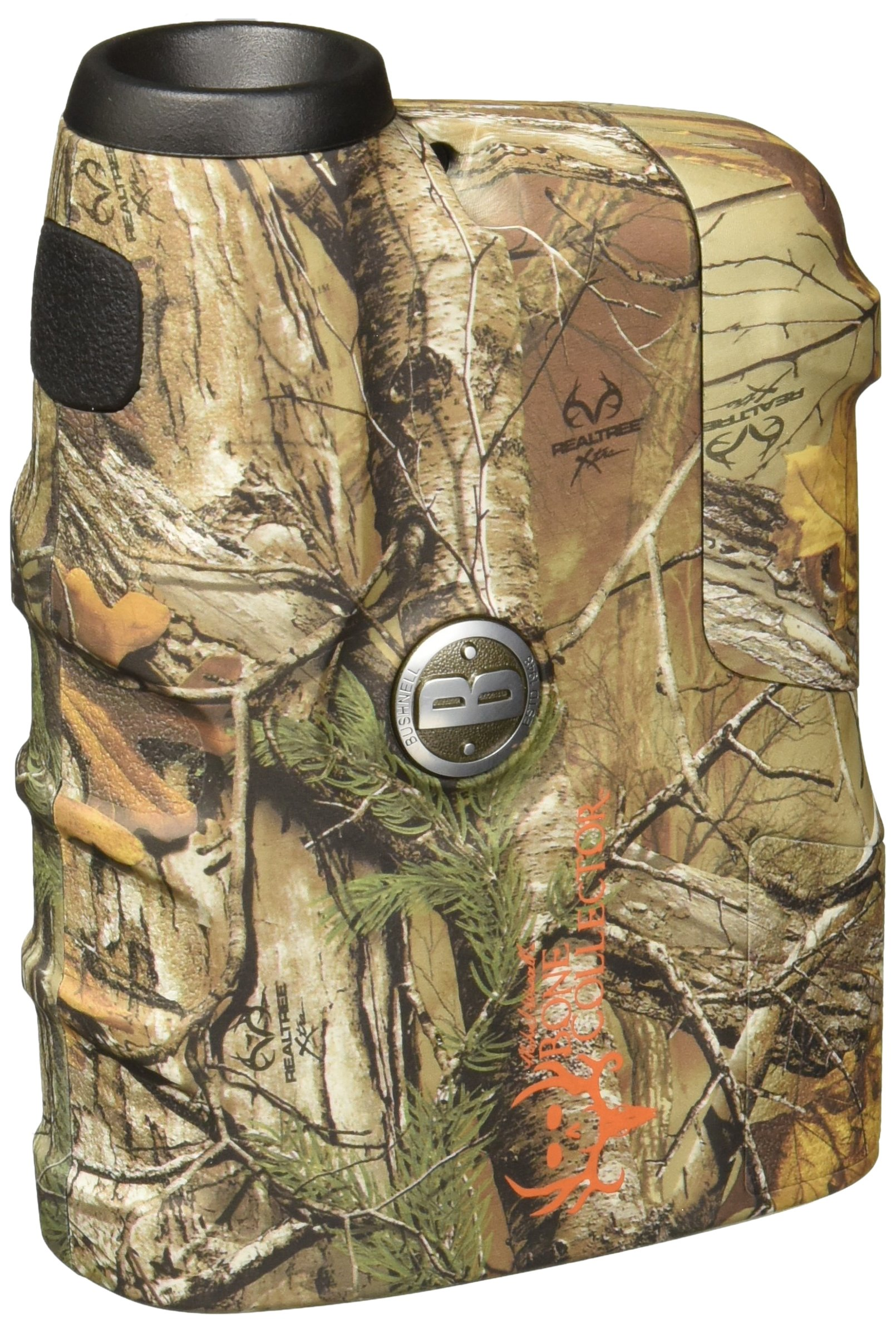 Bushnell 202208 Bone Collector Edition 4x Laser Rangefinder, Realtree Xtra Camo, 20mm by Bushnell (Image #3)