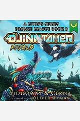 Rivals: A Monster Battling LitRPG: Djinn Tamer - Bronze League, Book 2 Audible Audiobook