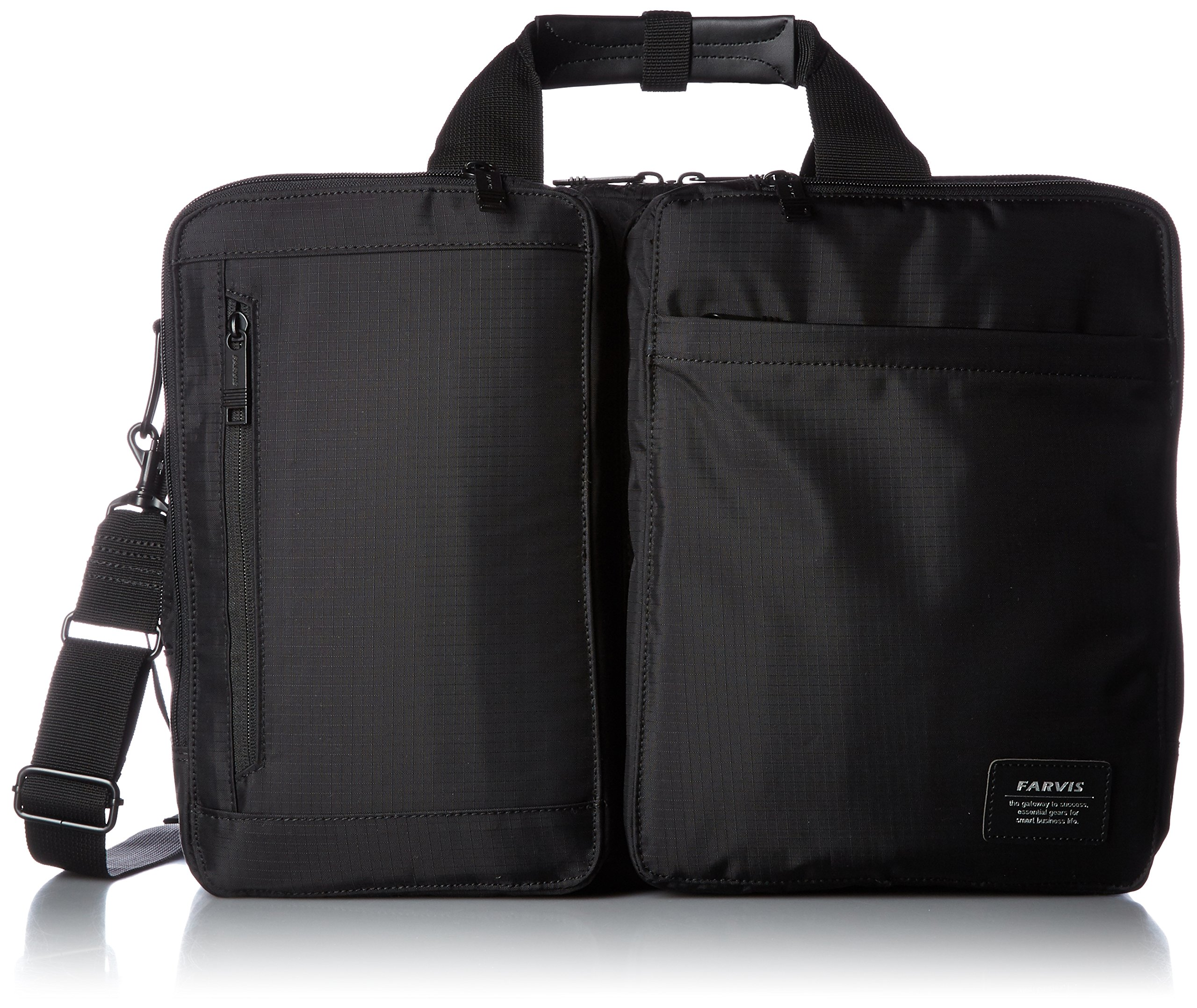 Lion Secretary-instrument business bag PC corresponding No.2-602 black by Lion office unit