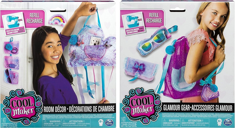 Cool Maker 6037854 Sew n Style Kit de proyectos (Variedad de estilos - estilo elegido al azar) , color/modelo surtido
