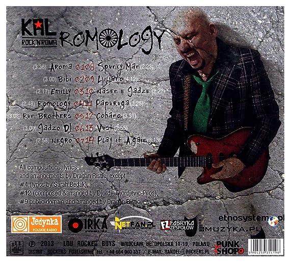 Kal: Romology [CD]: Amazon co uk: Music