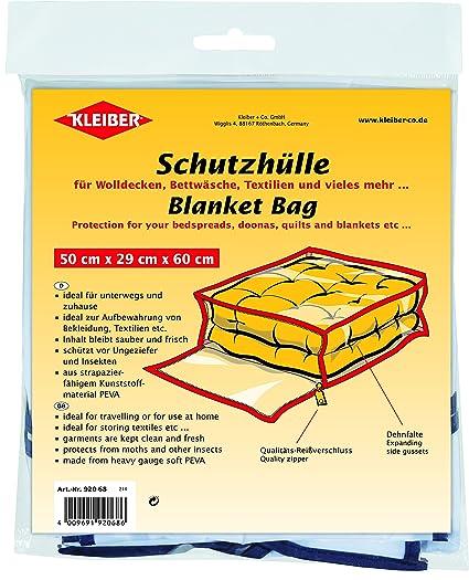 Kleiber - Bolsa para Guardar Mantas: Amazon.es: Hogar