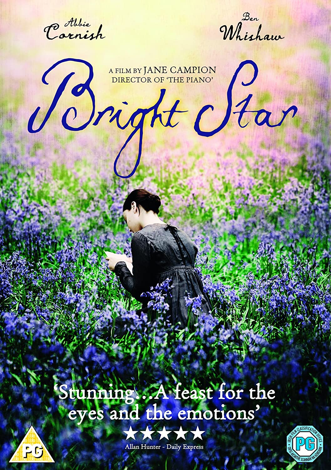 amazon com bright star import anglais ben whishaw abbie cornish kerry fox jane campion movies tv