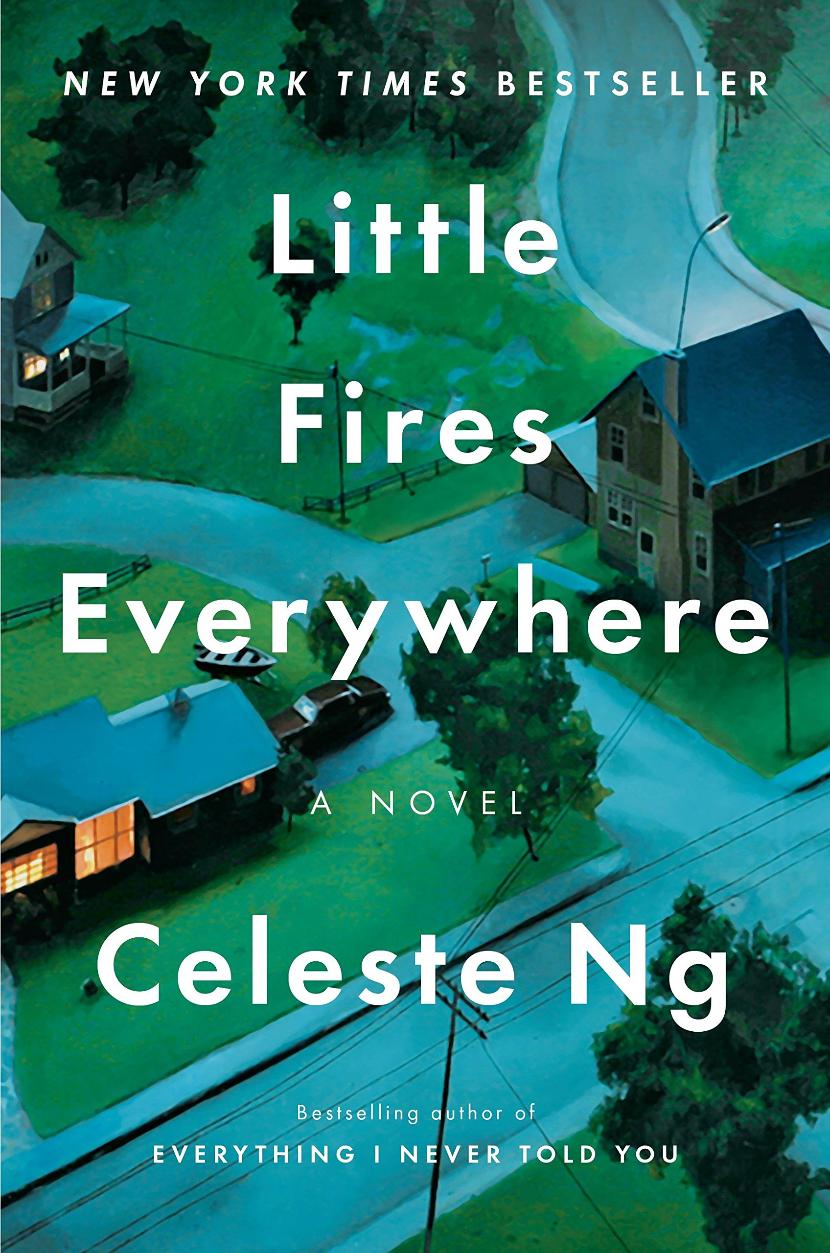 Image result for little fires everywhere book cover