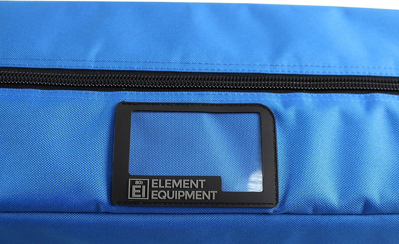 Premium High End Travel Bag Element Equipment Deluxe Padded Ski Bag