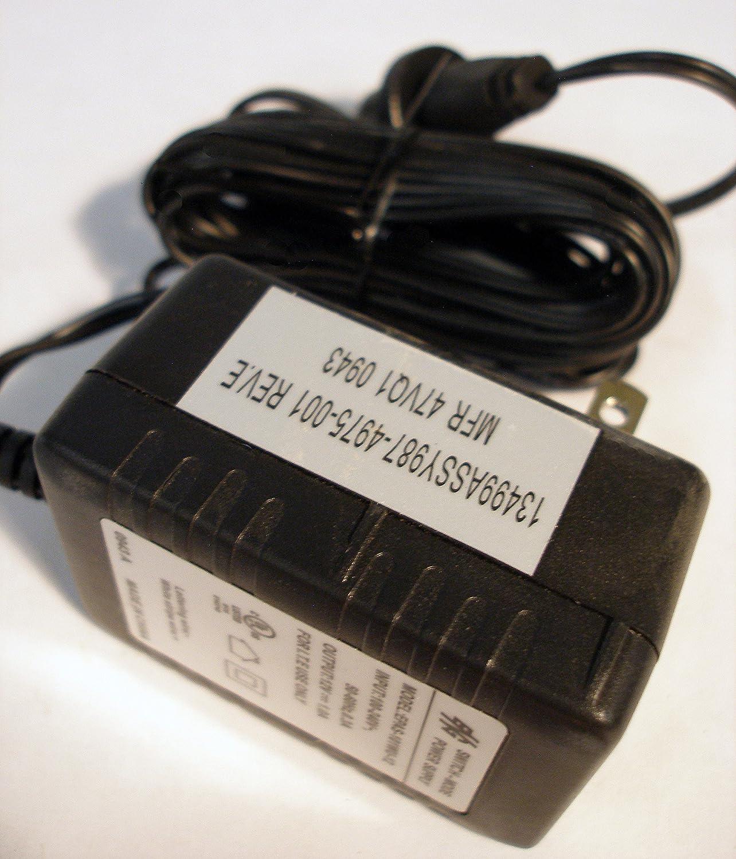 12V 1A DAGR AC Power Supply Wall Adapter 987-4975-001