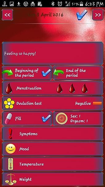 Periods Calendar