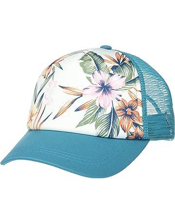 95369bcb5dc Roxy Girls  Big Little Mermaid Ocean Town Trucker Hat