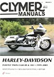 Clymer Repair Manual for Harley FLH FLT Twin Cam 88 99-05