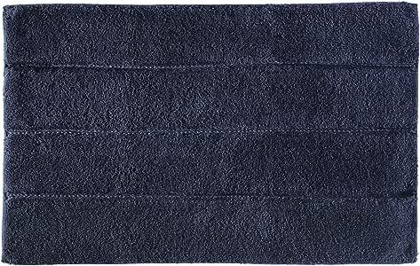 Brandsseller Azul Alfombrilla de ba/ño algod/ón /Ø 60 cm