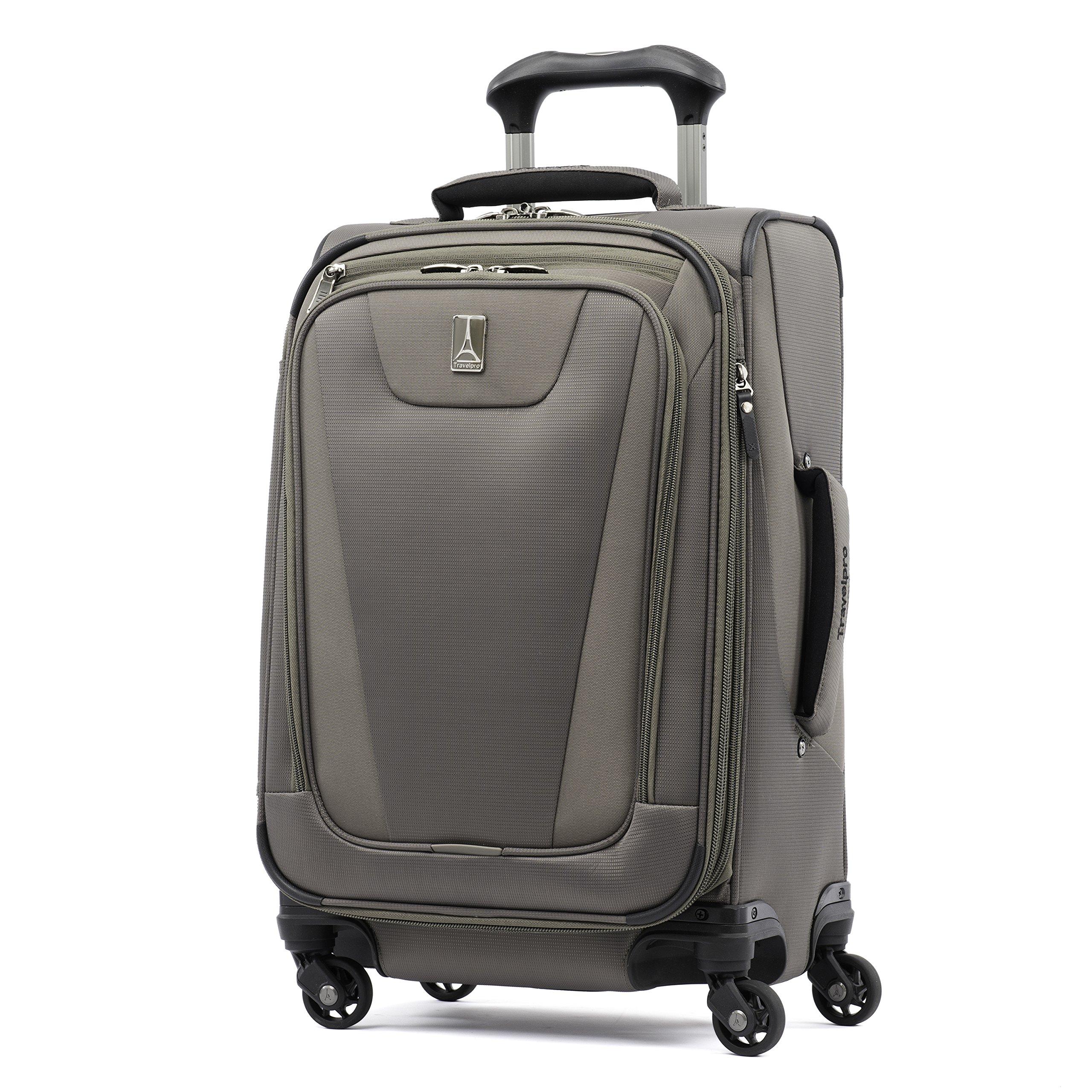 Travelpro Maxlite 4 21'' Exp Spinner, Slate Green