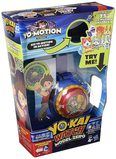 Yokai Reloj modelo Zero, paquete premium