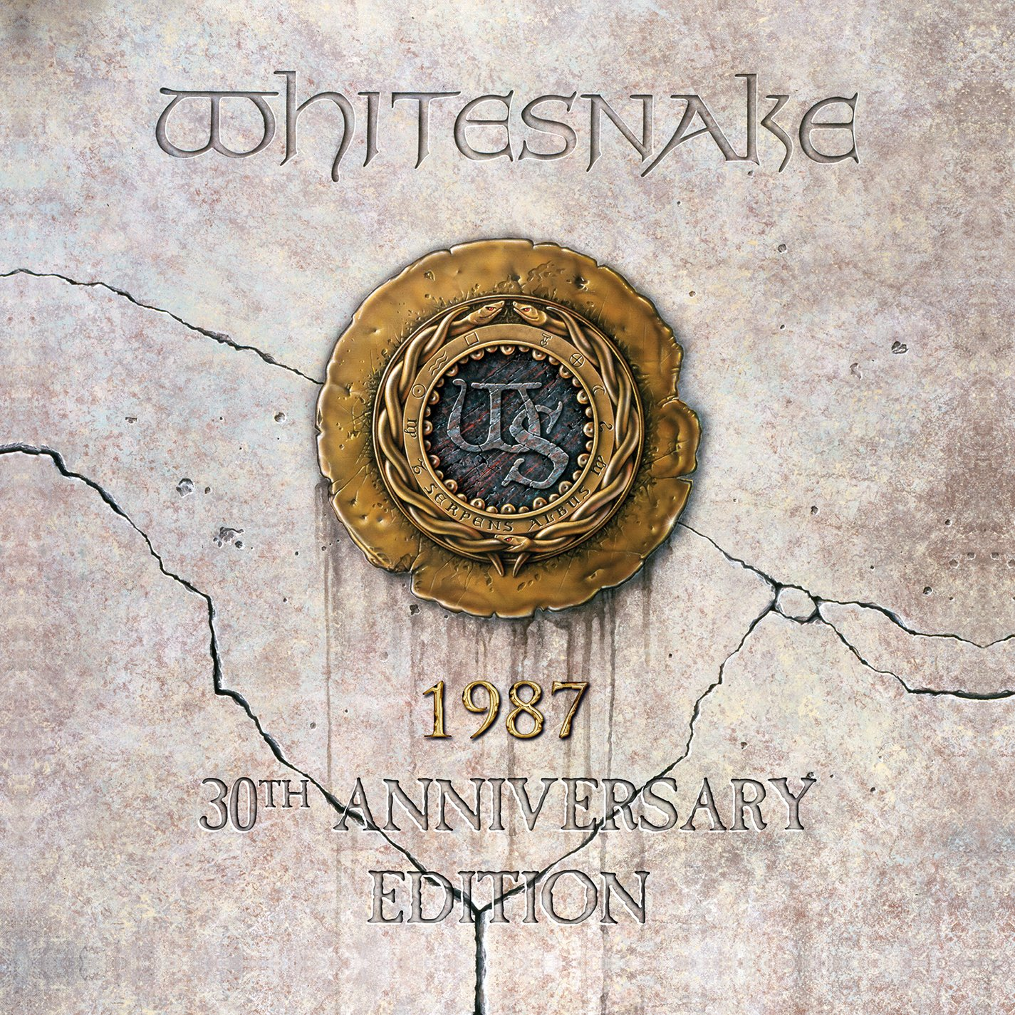 CD : Whitesnake - Whitesnake (30th Anniversary Edition) (Anniversary Edition)