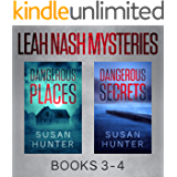 Leah Nash Mysteries, Books 3-4 (Leah Nash Books Book 2)