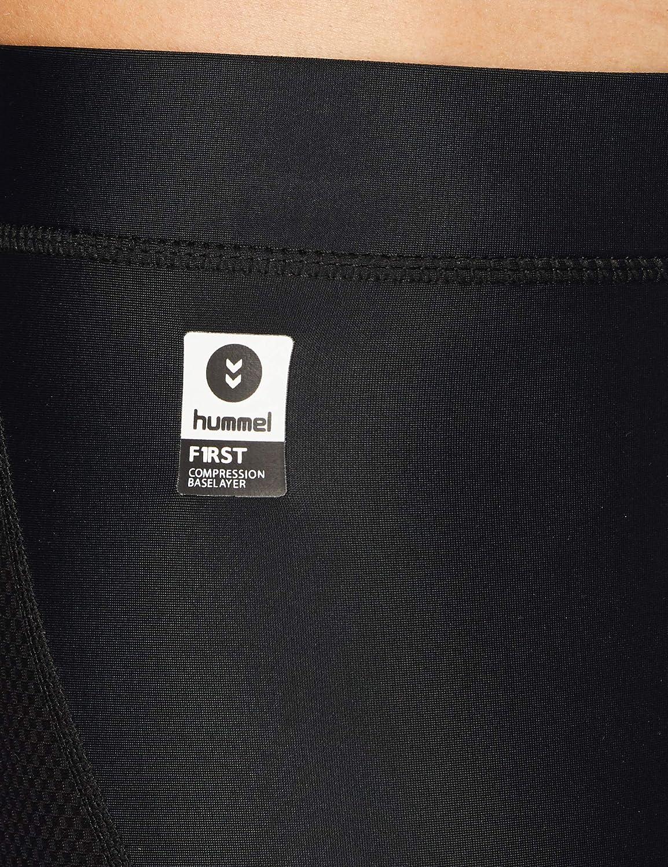 Hummel Pantalones de compresión Malla de Largo – First Compression ...
