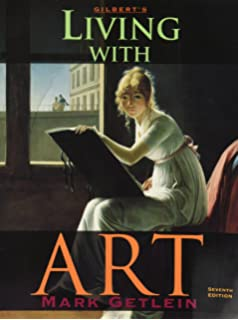 Living with art rita gilbert 9780079132123 amazon books gilberts living with art fandeluxe Image collections