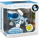 Teksta Robotic – Newborn – Puppy – Chiot Robot – Mini Animal Interactif