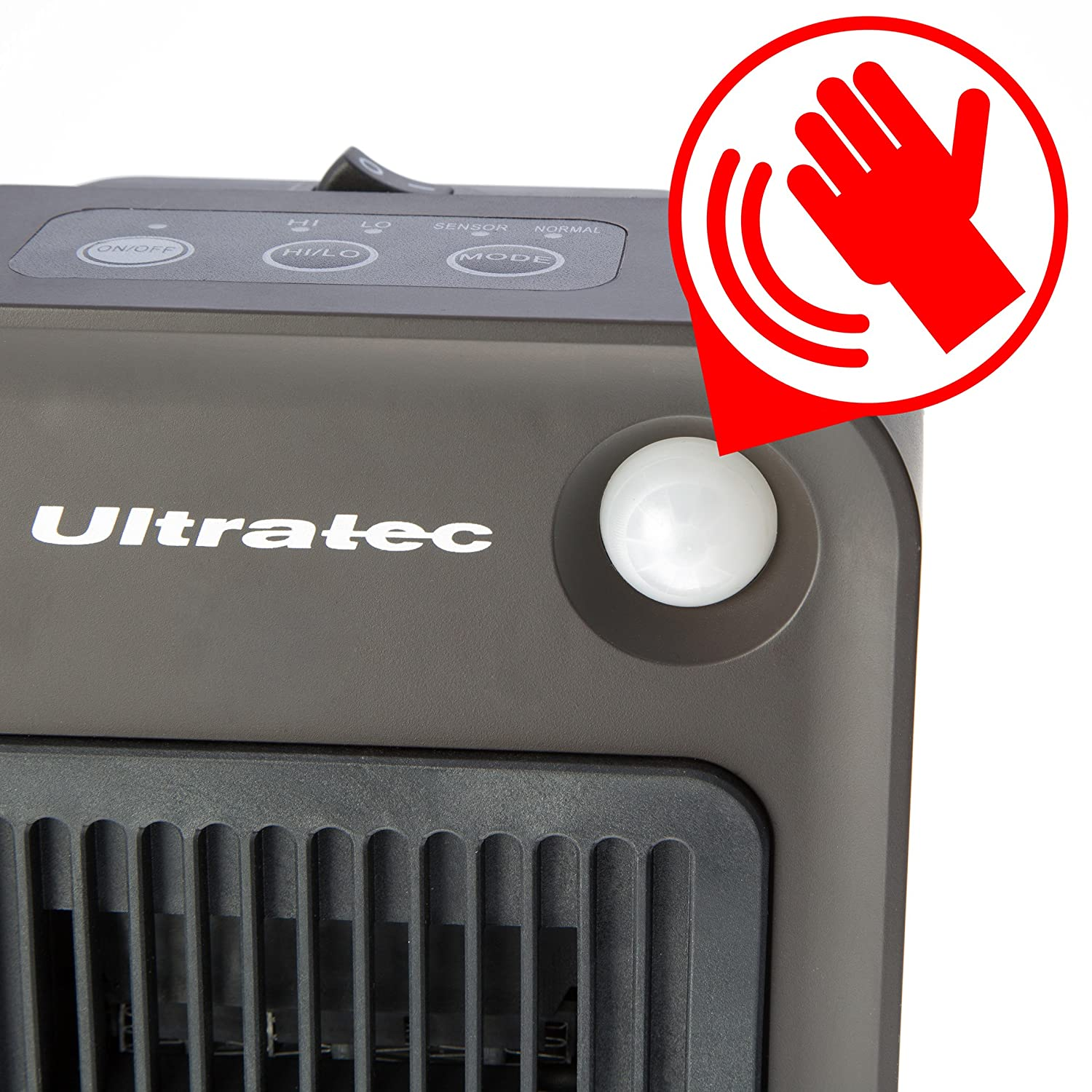 Ultranatura Radiador de Cuarzo 2 Niveles, Montaje de Pared Variable, 1800 W, 331400000126: Amazon.es: Hogar