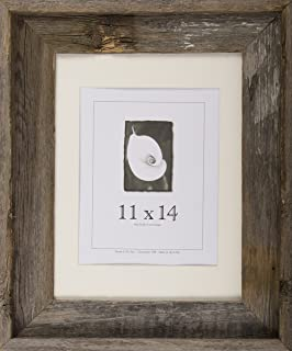 11x14 picture frames barnwood frames barnwood signature series 2 78