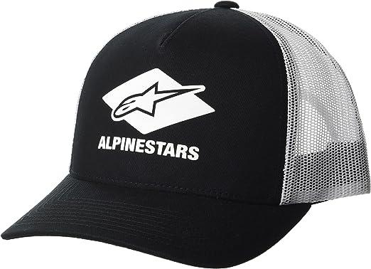 Alpinestar Diamond Gorra, Hombre, Negro, OS: Amazon.es: Ropa y ...