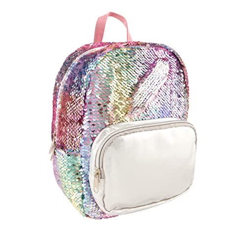 7b3774050d4a Amazon.com: Style.Lab by Fashion Angels Magic Sequin Mini Backpack ...