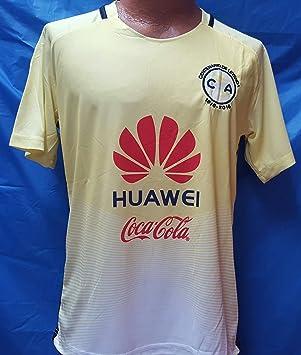 Liga MX aguilas del América Fut Bol Club camiseta (S): Amazon.es: Deportes y aire libre