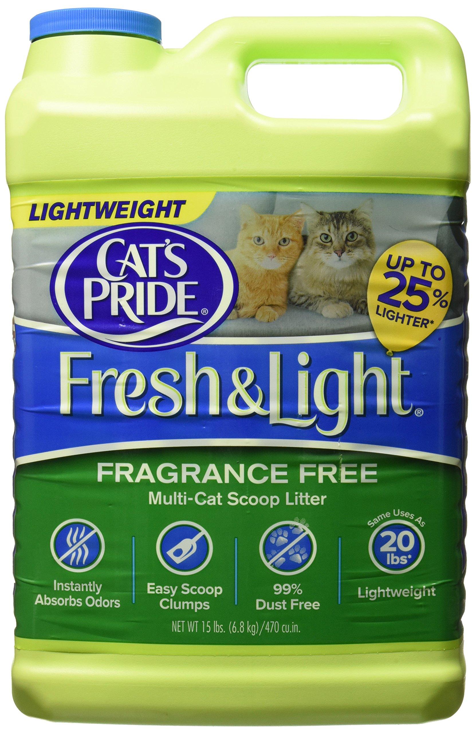 Cat S Pride Fresh Light