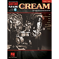 Cream Songbook: Guitar Play-Along Volume 107 (English Edition)