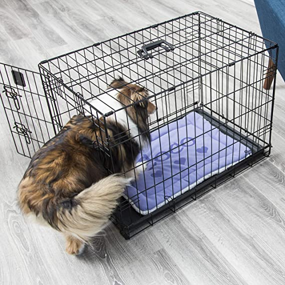 Free shipping in USA. Hand Made in USA Pet Blanket or Crate Cushion Mat Pad Valentine\u2019s  Day pet gift