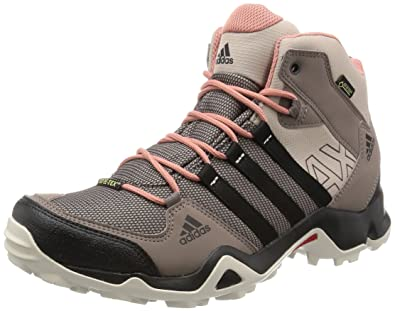 adidas AX2 MID GTX W Boots for Women, 391/3, Grey