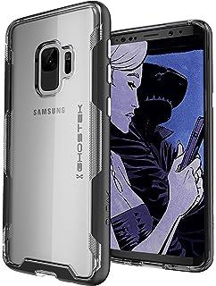 huge discount 1dc96 816d5 Ghostek Cloak 3 Case for Samsung Galaxy S9 Plus - Black: Amazon.co ...