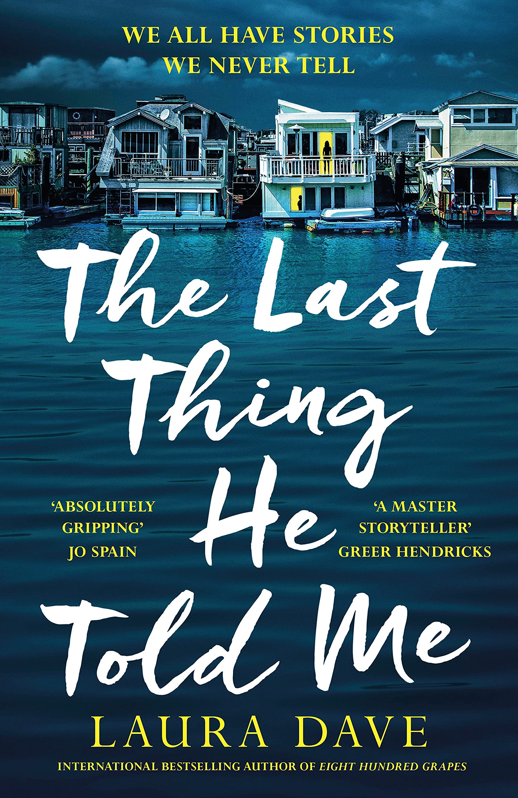 """Book Review: """"The Last Thing He Told Me"""" By Laura Dave"""
