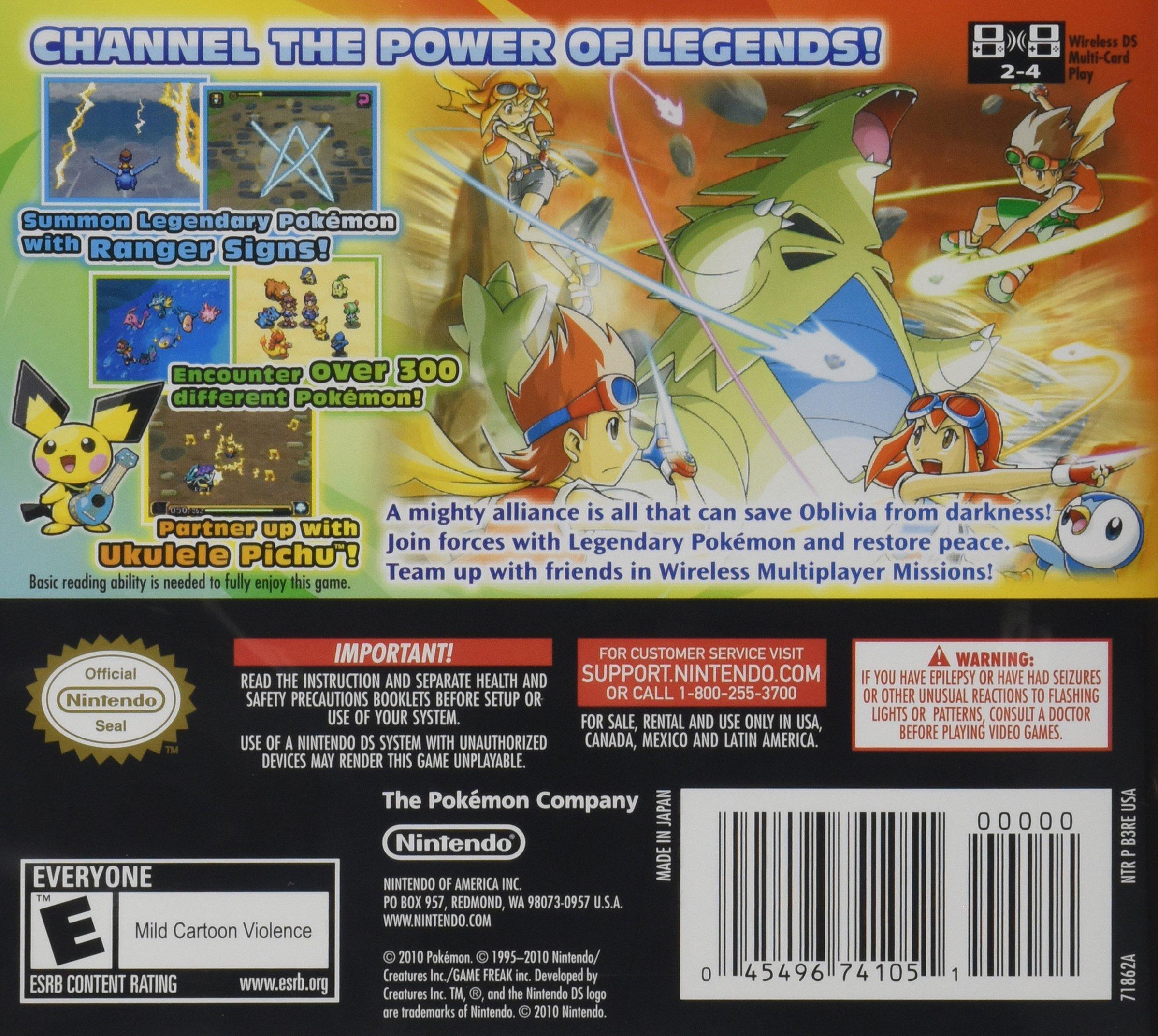 Pokemon Ranger: Guardian Signs by Nintendo (Image #1)