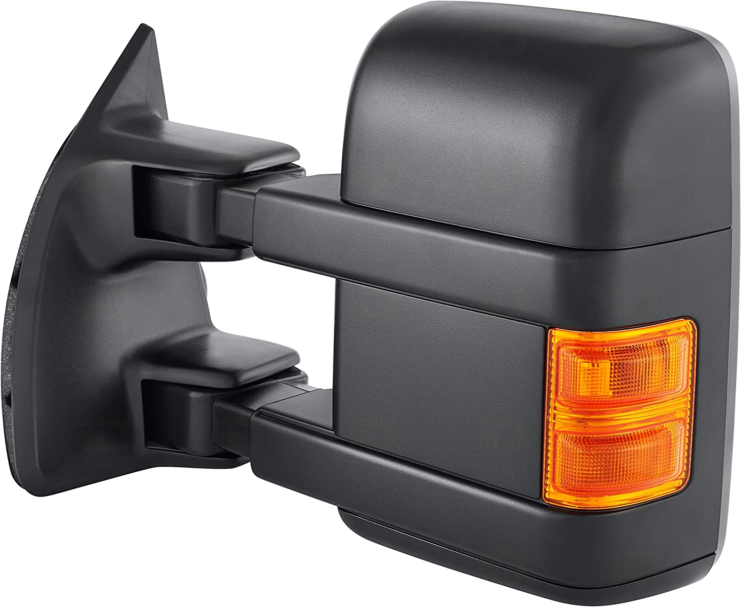 Multiple Manufacturers OE Replacement 2007-2008 Ford Pickup/_Ford/_LIGHTDUTY Door Mirror Partslink Number FO1320373