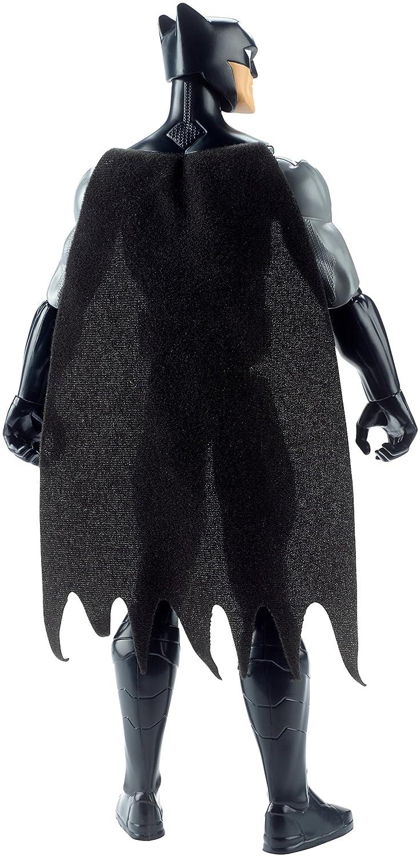 Justice League 12 Inch Deluxe Action Figure Batman the Dark Knight Mattel DWM49