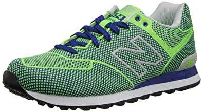 info for d42ee c8ae7 New Balance Men's ML574 Woven Pack Running Shoe