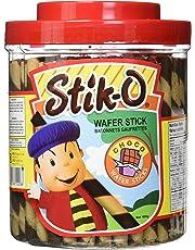 Ecco OS42288S Stick-O Chocolate Wafer Sticks, 600-Gram