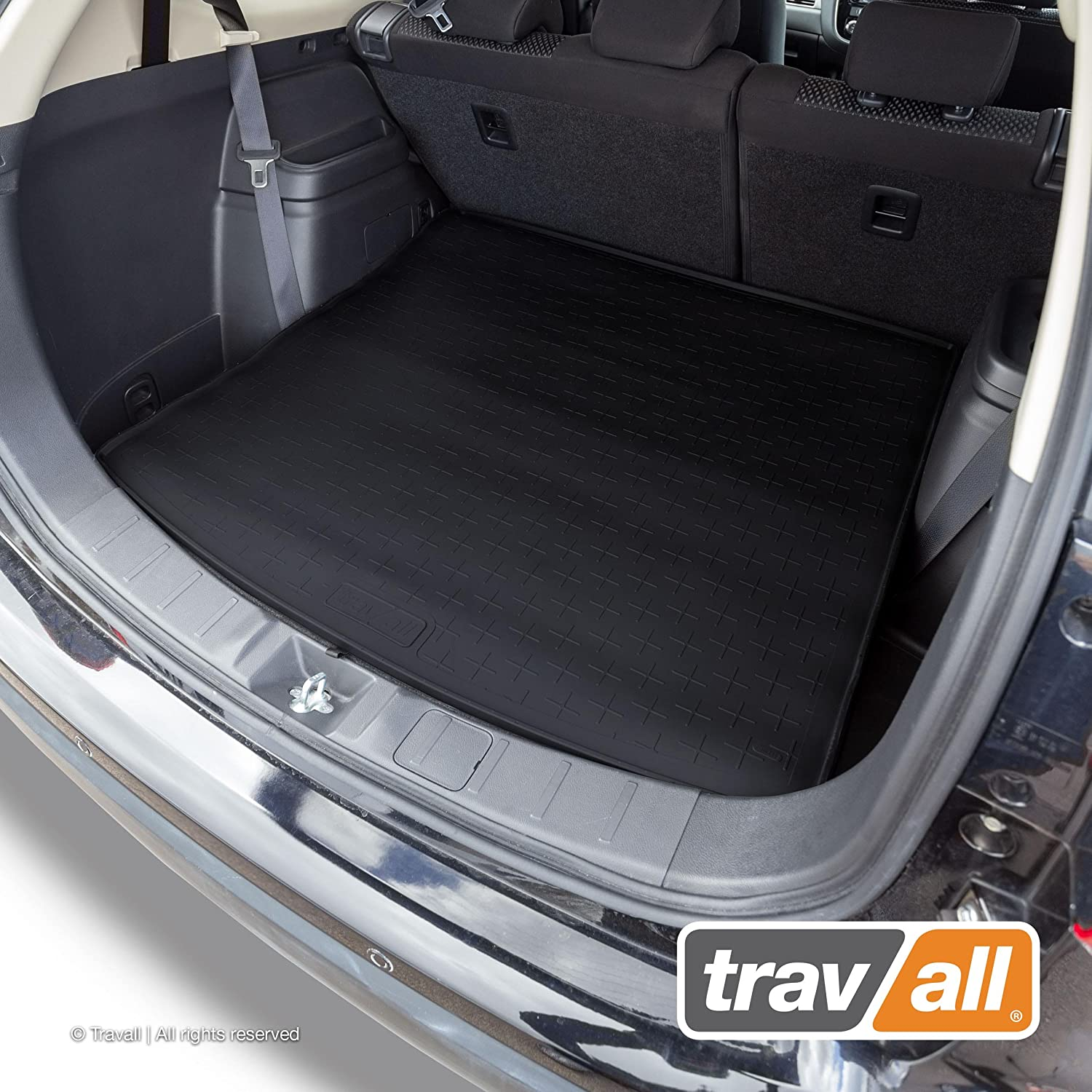 Travall Liner Tbm1113 Vehicle Specific Boot Liner With Anti Slip Coating Auto
