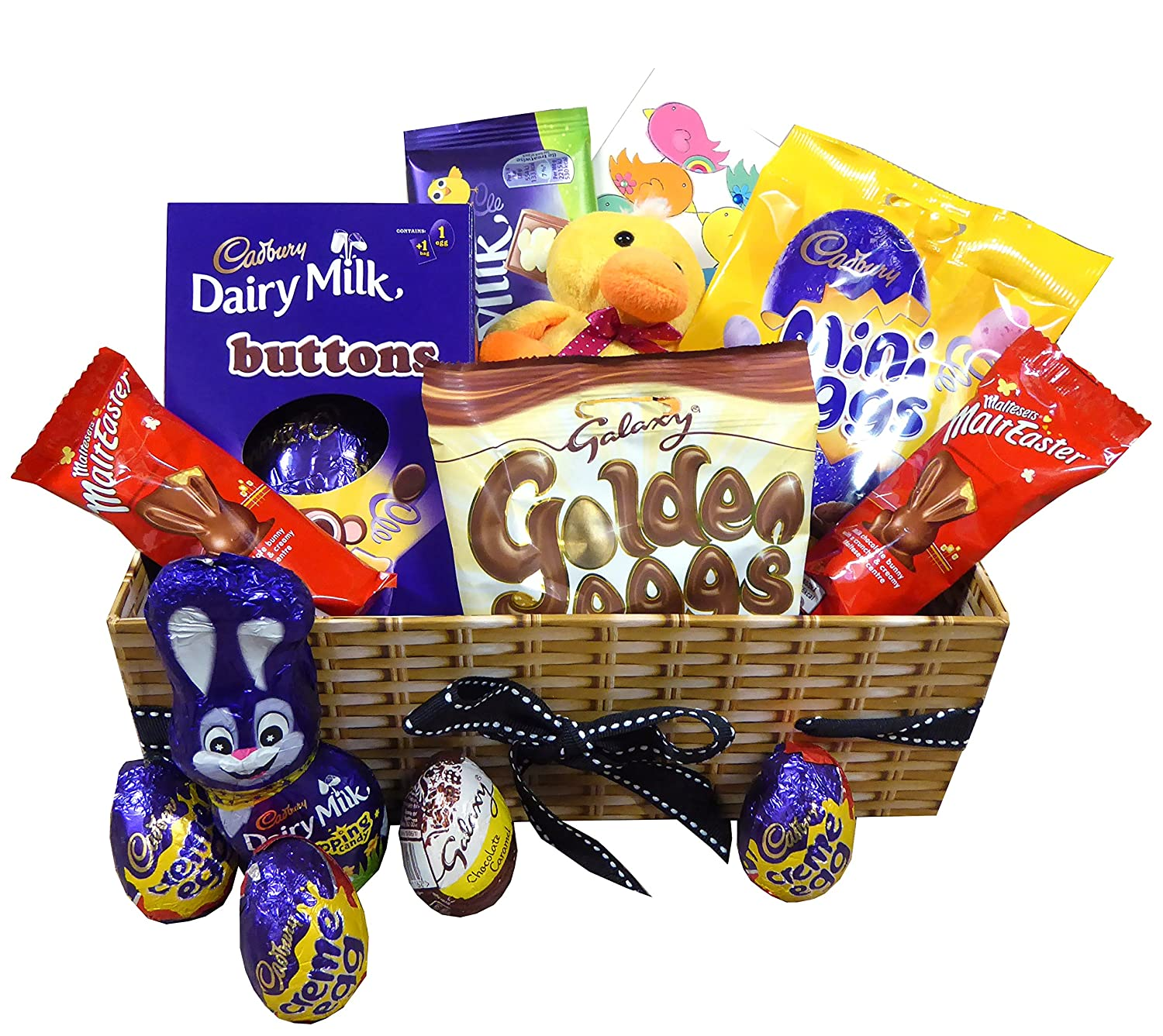 Easter chocolate hamper amazon grocery negle Image collections