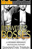 Between 2 Bosses: A Menage Romance