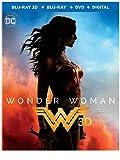 Wonder Woman (2-Disc) (Bilingual) [3D Blu-Ray + Blu-Ray + Digital HD]